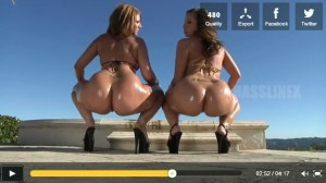Ava Rose & Kelly Divine – So big and decadent ass to ass hottt video