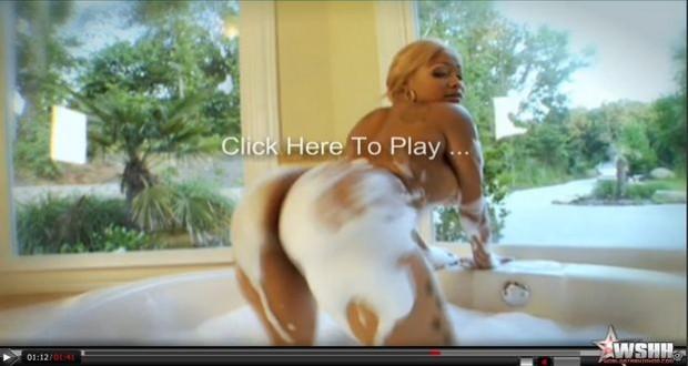 So cute Sasha Cream vixen bouncing delectable butt fo us