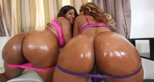 Kendra Lee & Cocoa from 40 oz Bounce – Juicy big butt pics