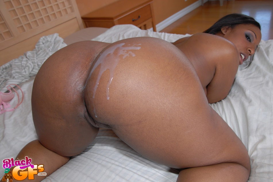 Best big booty ebony
