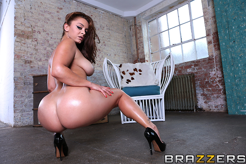 Liza Del Sierra Big Wet Butts