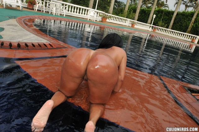 Colombian Sex Spa big ass