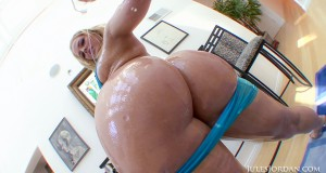 Alexis Texas – Big ass oiled and plumbed Jules Jordan 2014