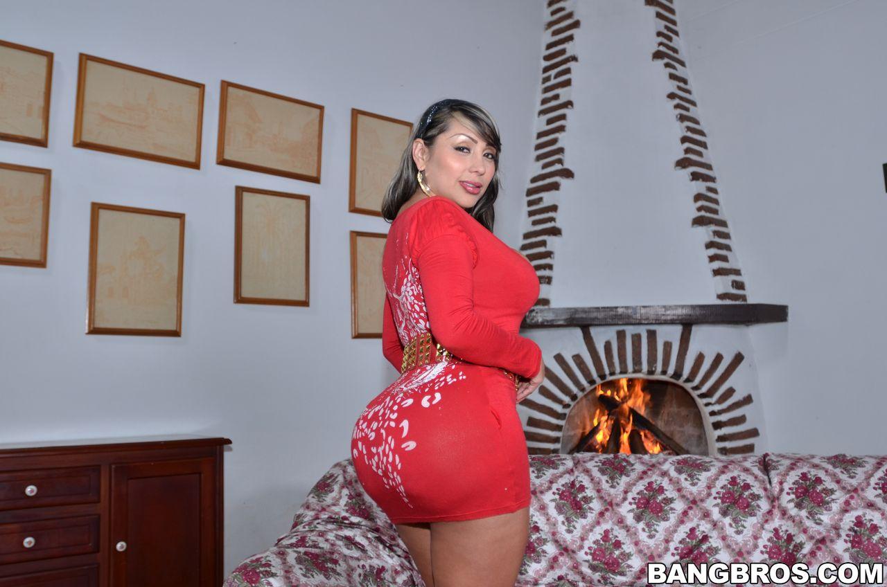 Sandra Big Ass Colombian
