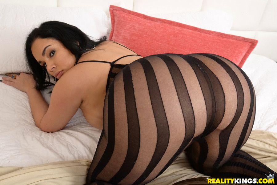 Get enough big ass black panties her whole