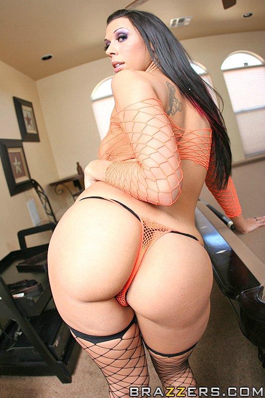 Sexy ass mixed girl naked